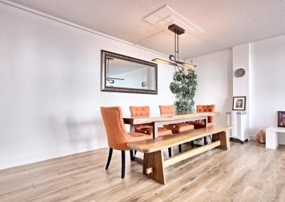 AG Creations Condo Renovation-dining